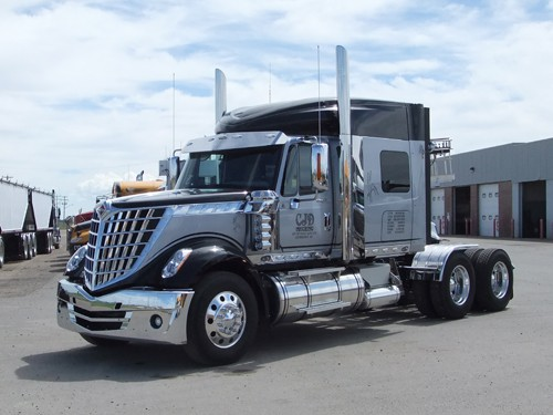 CJD Trucking
