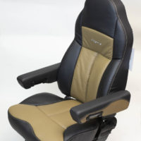 Legacy Silver Seat (Grey TuffTex Cloth) | Southland