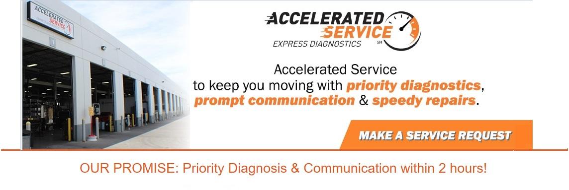 Accelerated Service International Trucks